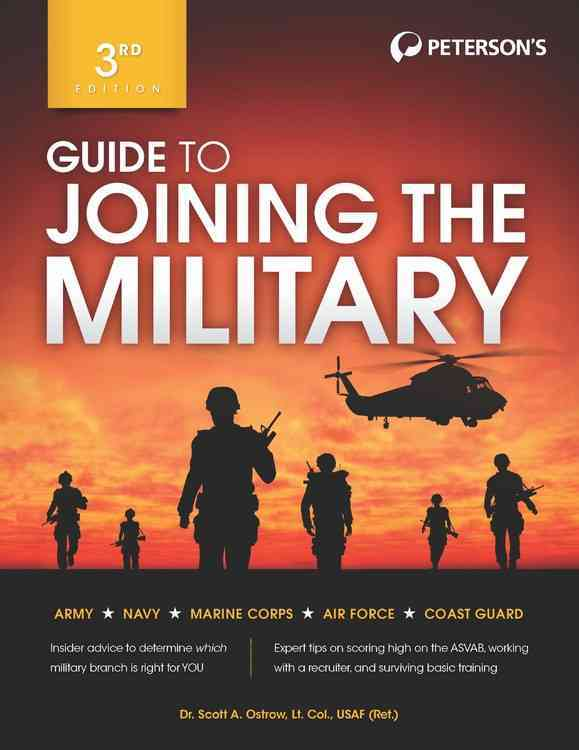 Guide to Joining the Military By Peterson's (COR)